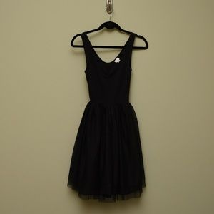 Black tulle ballet dress - Size XS